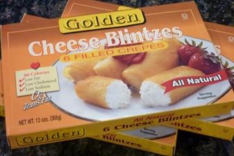 blintzes