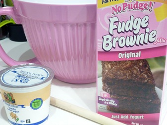brownie ingred