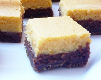 The Top Keep It Sweet Desserts of 2013: Pumpkin Chocolate Cheesecake Bars