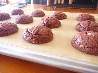 cookies baked 1