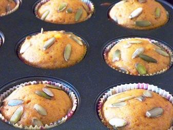 regular muffins done