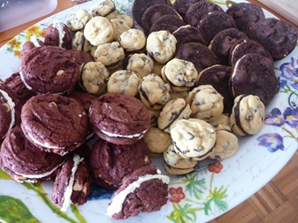 sandwich cookies 2
