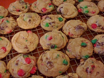 cookies on rack 2