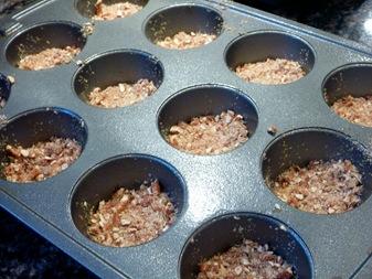 crust pre-baking