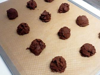 making cookie 3