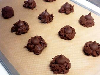 making cookie 4